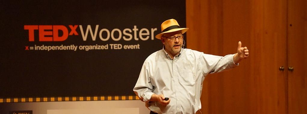 Bruce Hendrick Ted Talk